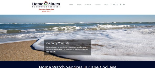 Home Sitters Inc. of Cape Cod MA