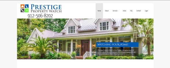 Prestige Property Watch of the Golden Isles